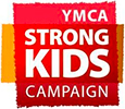 YMCA Strong Kids Campaign logo