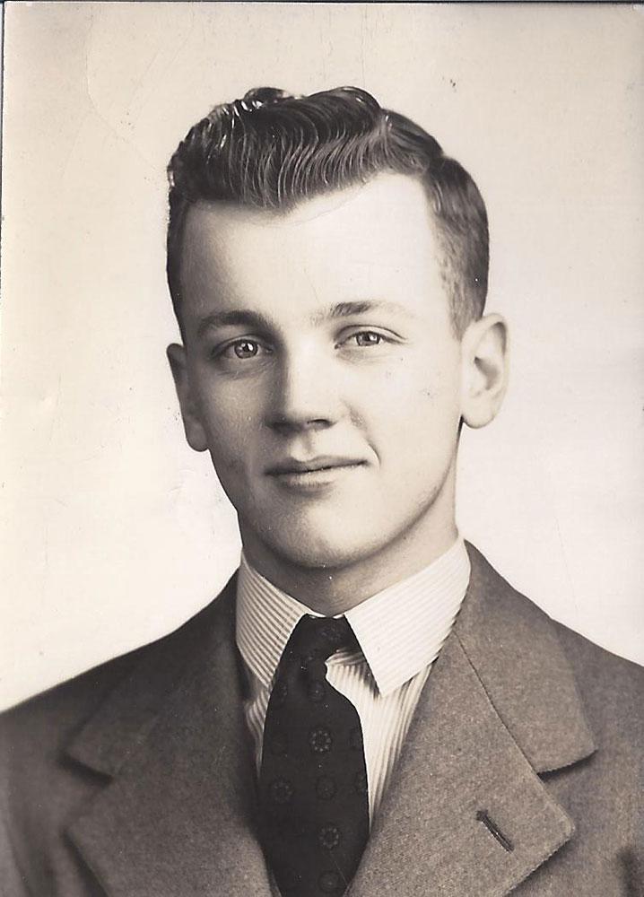 Frank Augustus Rhyme portrait