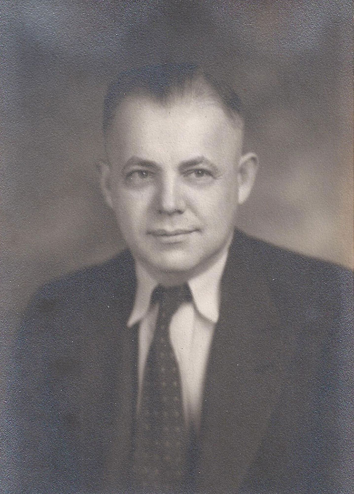 William Rhyme portrait
